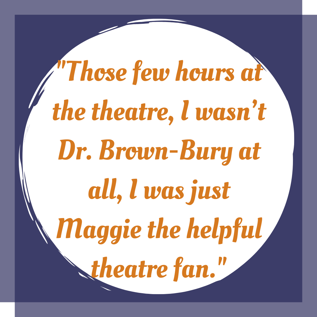 Maggie Brown-Bury, DVM Quote
