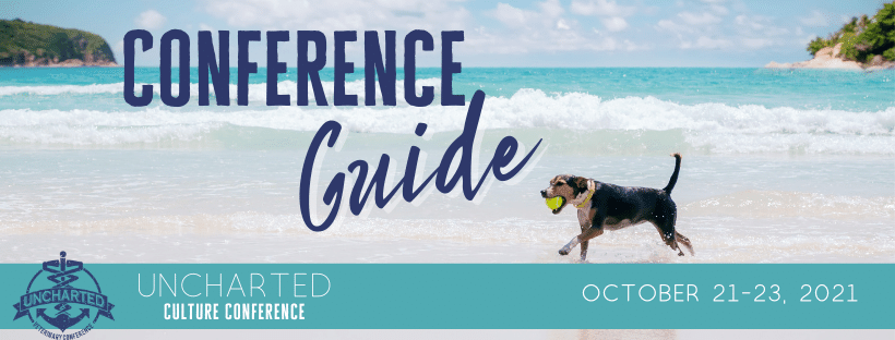 Uncharted Culture Conference guide