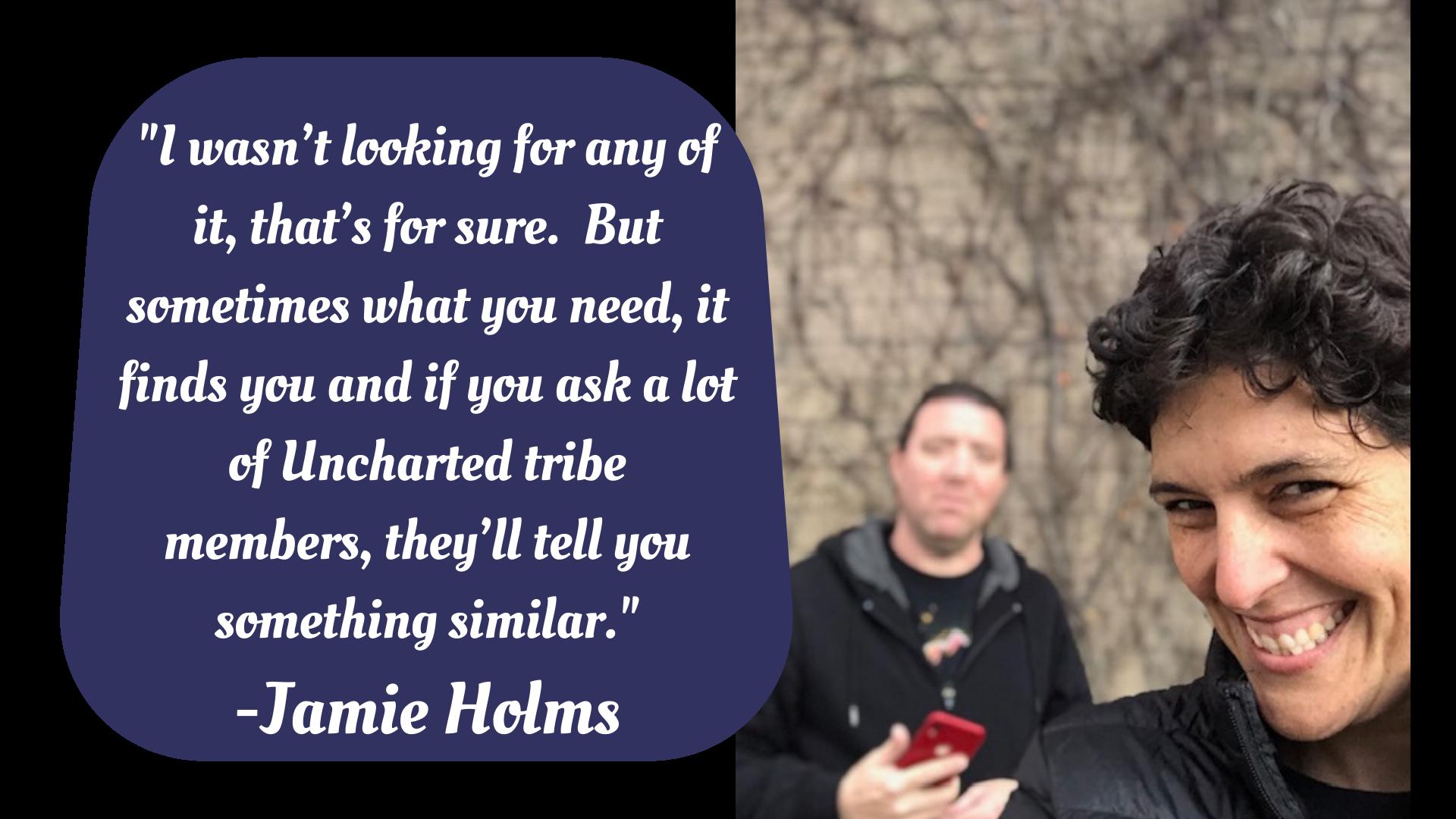 Jamie Holms