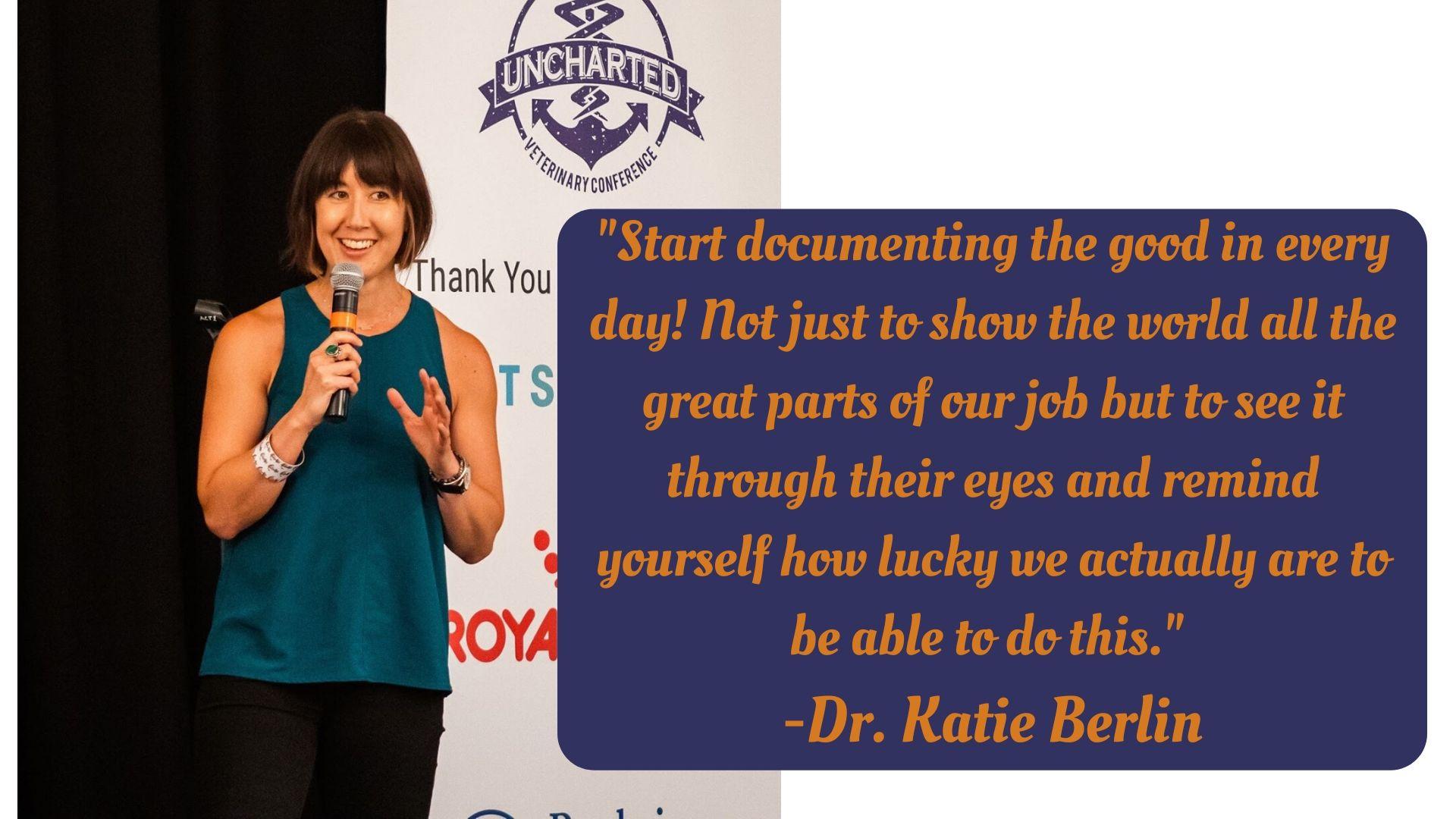 Katie Berlin, DVM