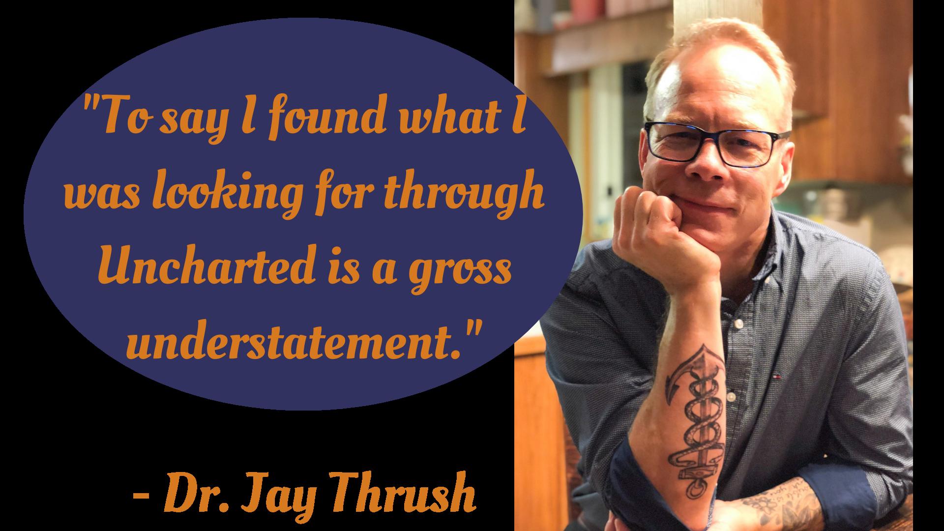 Jay Thrush, DVM